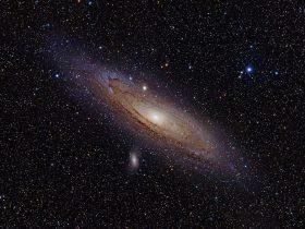 Diğer Gezegenlerde Yaşam Olasılığı Var Mıdır m-31 andromeda