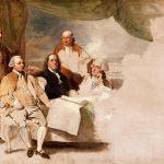 Paris Antlaşması, Benjamin West