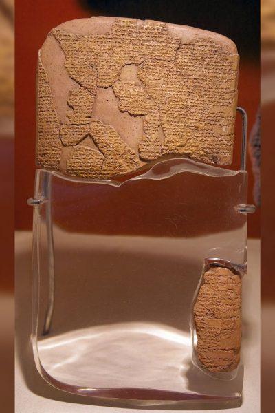 Tarihte Bilinen İlk Yazılı Antlaşma: Kadeş Antlaşması
