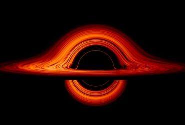 Nasa tarafından bir kara deliğin yakın zamanda görselleştirilmesi
